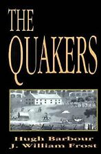 The Quakers (Denominations in America)-ExLibrary