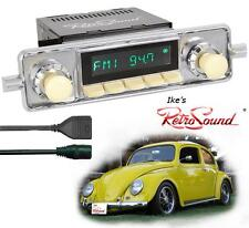 RetroSound 58-67 VW Beetle/Bug HERMOSA-IV Radio/RDS/USB/Mp3/3.5mm AUX-IN 4 ipod