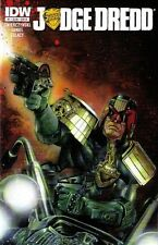 Judge Dredd #1 Cover B Unread New / Near Mint IDW 2012 **27