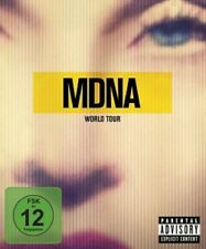 MADONNA - MDNA WORLD TOUR  (BLU-RAY)  26 TRACKS  INTERNATIONAL POP  NEU