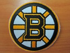 NHL BOSTON BRUINS Logo embroidered Iron on Patch High Quality Shirt