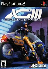 XGIII: Extreme G Racing - Playstation 2 Game Complete