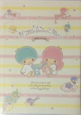 Little Twin Stars Bear A5size 2017 Japanese Schedule Book Monthly Dialy Planner