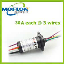 MW1330 slip ring,30A each @ 3WIRES FOR WIND TURBINE,WIND POWER SLIP RINGS