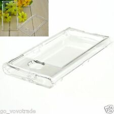 New Crystal clear Hard Case Cover For iPod Nano 7 Accessory 7G 7th Gen Stylish