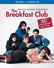 Breakfast Club 30th Anniversary Edition (2015, Blu-ray New)