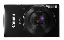 Canon Digital Camera IXY 190 Black 20MP 10x Wi-Fi from Japan New
