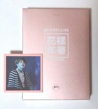 2015 BTS LIVE - In The Mood For Love ON STAGE DVD + PhotoBook + Jin PhotoCard
