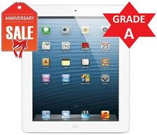 Apple iPad 3rd Gen 32GB, Wi-Fi + 4G AT&T (UNLOCKED), 9.7in - White - GRADE