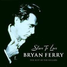 "BRYAN FERRY ""SLAVE TO LOVE"" CD NEUWARE"