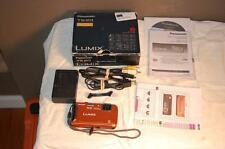 Panasonic LUMIX DMC-TS20 / DMC-FT20 16.1 MP Digital Camera - Orange