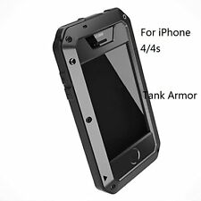 iPhone 4 4S Ambox Heavy Duty Case Water-Resist Shockproof Alum. Military 27 SOLD