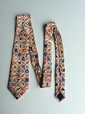 NHL Team Hockey Clubs Men's / Boy's Neck Tie - Used