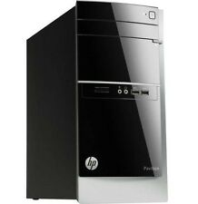HP Pavilion 500-209a PC/AMD A10-6700/32GB/3TB/AMD Rad HD 8670 & R7 240 win10