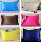 16 Momme 100% Pure Silk Pillowcase Silk Pillow Cover Size Standard Queen King