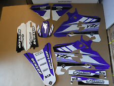 FLU DESIGNS PTS3 TEAM SERIES GRAPHICS YAMAHA YZ250F YZ450F YZF250 2003 2004 2005