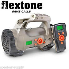 Flextone Vengeance FLX100 Electronic Game Caller Call w/ 100 Calls Predator New