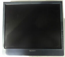 "SONY SDM-X93 19"" inch TFT LCD Flat Screen PC Computer Monitor - GRADE C NO STAND"