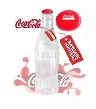 GIANT COCA COLA 60cm 2ft SAVING LARGE COKE COIN BOTTLE MONEY BOX BANK NEW UK