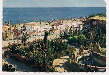 la tranche-sur-mer la plage et les jardins de l'hôtel de l'océan     a.l