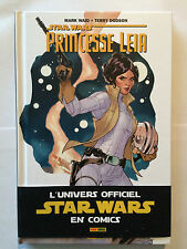 PANINI COMICS STAR WARS PRINCESSE LEIA 2015 FRENCH 5 ISSUES DODSON COVER WAID