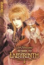 Return to Labyrinth: v. 1, Good Condition Book, Jake T. Forbes, ISBN 97815981672