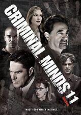 PRE-ORDER: CRIMINAL MINDS  : SEASON 11  - DVD - Region 1 (30/08/16)