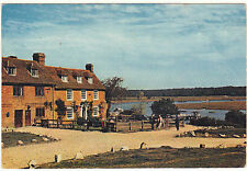 Unused Arthur Dixon Postcard Hampshire Bucklers Hard, 1001