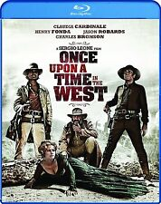 ONCE UPON A TIME IN THE WEST - BLU-RAY - UNCUT  - SERGIO LEONE
