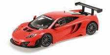 MINICHAMPS 2012 Mc Laren MP4-12C GT3 Street Version Red 1:18*New Item!
