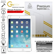Gorilla Tempered Glass Screen Protector Shield Guard bubble free iPad Mini 3/2/1