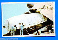 MISSIONE SPAZIO - Bieffe 1969 - Figurina-Sticker n. 18 - TRASPORTO -Rec