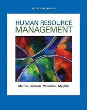 Human Resource Management by Robert L. Mathis, Patricia Meglich, Sean R....
