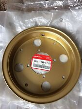 Honda Z50 Monkey Bike NOS Gold Wheel Rim Half Genuine Honda Z50J
