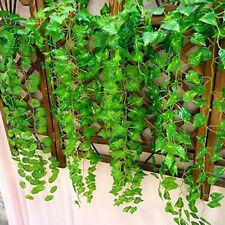 Artificial Silk Grape Ivy Plants Indoor /outdoor decoration 480 Green leaves