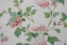 Colefax & Fowler curtain/upholstery fabric design Chantilly F114/03 2.6 metres