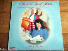 "SALLY JAMES - FAVOURITE FAIRY STORIES 12"" LP / RECORD - SUPER TEMPO - STMP 9019"