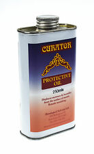 Curator Antiquing Protective Oil for Patination treatment (Jade Oil) 250ml