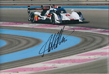 Andre LOTTERER AUDI Genuine WEC 6hr Endurance Signed Photo Autograph AFTAL COA