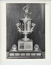 THE JACK ADAMS AWARD COACH OF THE YEAR TROPHY ORIGINAL 8X10 PHOTO