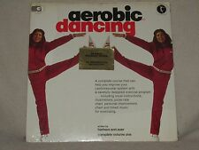 Barbara Ann Auer Aerobic Dancing Vol 1 w/ Booklet Gateway GSLP-7610 Sealed LP