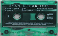 Ryan Adams 1989 Blue Note Records NEW SEALED Green Colored Cassette Tape