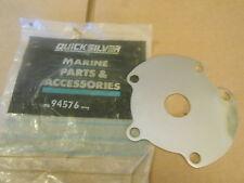 NOS Quicksilver 1981-2006 Mercury Marine Inner Wear Plate Waterpump 94576