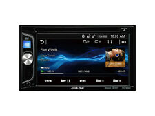 "Alpine IVE-W560BT 6.2"" Doble Din CD DVD iPod iPhone Bluetooth Usb Android"