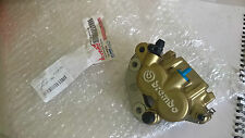 New Genuine Yamaha Brembo Front Brake Caliper & Pads 5D7-F580T-00 YZF-R125 08-13