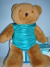 """Handmade Lycra Leotard ideal for a large Build a Bear Mascot or  19"""" Doll"""