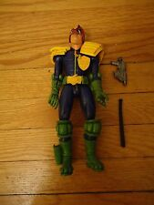 2000 AD Judge Dredd ReAction Figure 1999