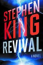 Revival by Stephen King (2014, book)