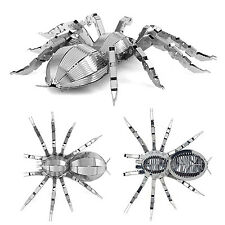 U 3D Metal Insect Puzzle Jigsaw DIY Assembly Model Educational Fascination Toy