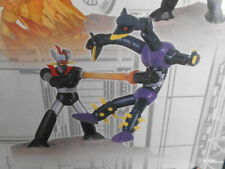 MAZINGA Z Vs DOUBLAS GASHAPON ACTION FIGURE  ROBOT
